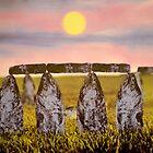 Salmonhenge by Bill Blair