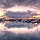 DAWN REFLECTIONS by PlanetPenwith