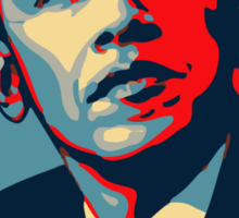 Barrack Obama - Nope Sticker