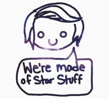"""We're made of star stuff"" -Cutie Carl Sagan by NotReally"