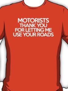 Motorists T-Shirt