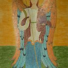 Saint Michael the Archangel  by DebiCady