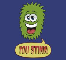 You Stink! by Malcolm Kirk
