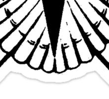 Camino de Santiago logos Sticker