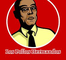 Gustavo Fring, Breaking bad by mactosh