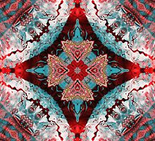 Aquatic Lace 6 by SRowe Art