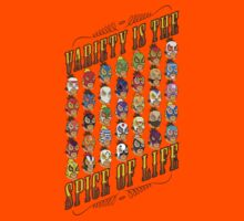 Variety is the spice of life by James Camilleri