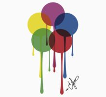 Krylon Drip Logo Tribute Signed by Numnizzle