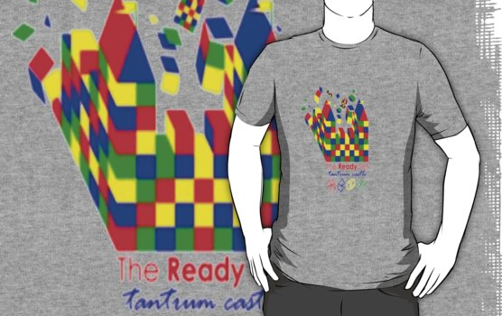 The Ready Set t-shirt by Undernhear