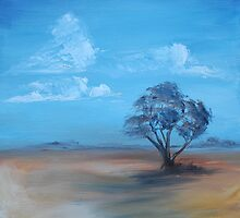 Lonely Tree by Mark Malinowski