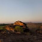 Ubirr Rock by Bruce Reardon