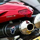 Ducati by Chris Martin