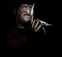 FREDDY KRUEGER! by John Medbury (LAZY J Studios)