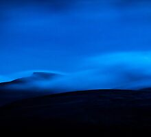 Moonlight Mountain - Pen Y Fan by digihill