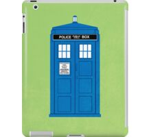 DOCTOR WHO. iPad Case/Skin