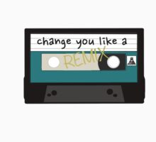 change you like a remix – fall out boy by Salwa Asselman
