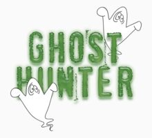 Ghost Hunter by shakeoutfitters