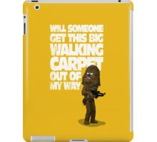 Big Walking Carpet (Star Wars) iPad Case/Skin