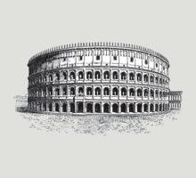 Old Colosseum splendor by Federica Cacciavillani