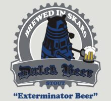 Dalek Beer - Stout by kingUgo