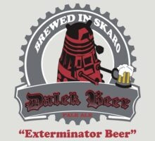 Dalek Beer - Pale Ale by kingUgo