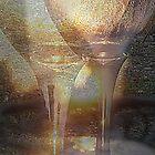 Sunrise Wine Glasses by PPPhotoArt