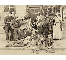 Victorian Life Photographic Print