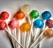 Lollipops by LawsonImages