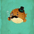 Mr.Puffer by lunaticpark