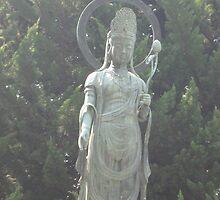 Hiroshima Buddha by Brian Schell