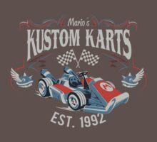 Mario's Kustom Karts by WelfareTaco