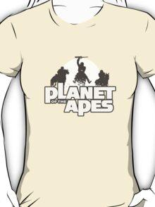 Apes on Horseback T-Shirt