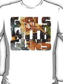 Girls With Guns Logo T-Shirt