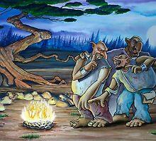 Trolls! by ArtGecko