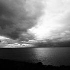 Clouds over the sea by orsinico