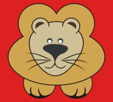Lovely Lion T-Shirts & Hoodies by incetelso