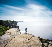 Cliffs of Moher by Alessio Michelini