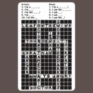 Crossnerd Puzzle by MarkAlmighty