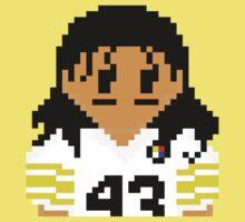 8Bit Troy Polamalu 3nigma by CrissChords