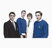 The Inbetweeners by Deborah Hwang