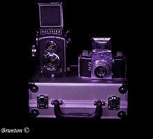 Lights, camera, action by Chris Brunton