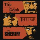 The Cook, The Imp & The Sheriff by TeeHut