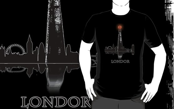 LONDOR - T Shirt by BlueShift