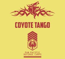 Coyote Tango (Red) Kids Clothes