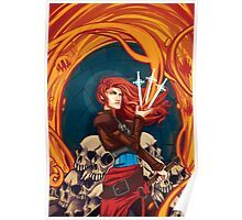 Fire Witch Poster