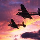 Lancaster Mission - Dawn Raid by James Biggadike