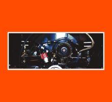 Gesenkt Campervan Engine Bay T-Shirt by gesenkt