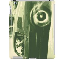 Steve McQueen from the film Bullitt iPad Case/Skin