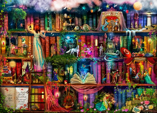 Whimsy Trove - Treasure Hunt by Aimee Stewart