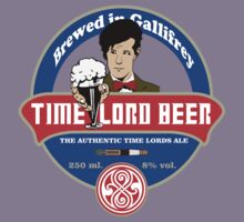 Time Lord Beer 11th by kingUgo